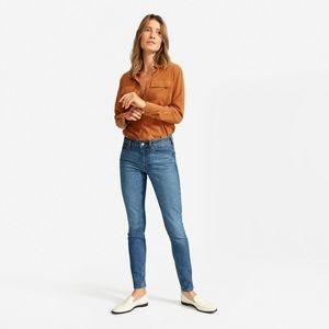 Everlane skinny jeans